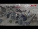 Дамаск районы Yalda и Babila