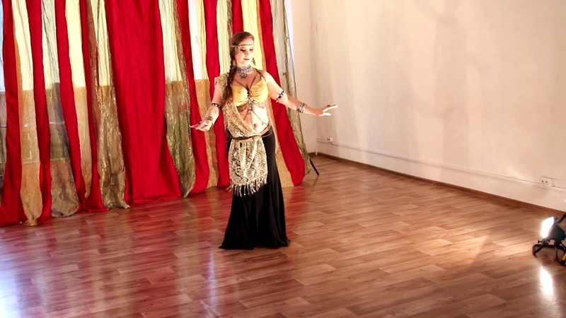 Vera - Sirin Tribe - tribal fusion @ Home Party Sirin Tribe