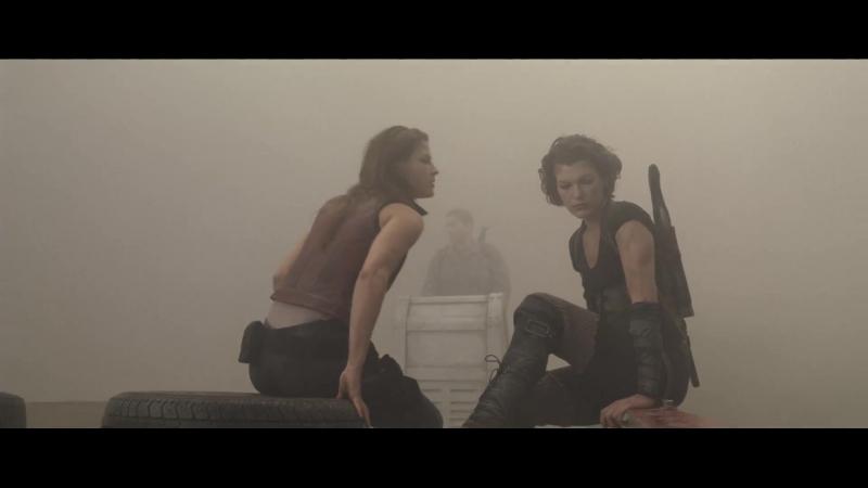 Resident Evil Afterlife 5