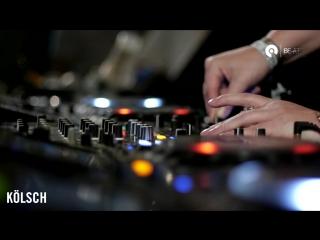 Kölsch - Live @ AMP Lost & Found 2018 Festival (Kolsch at BE-AT.TV)