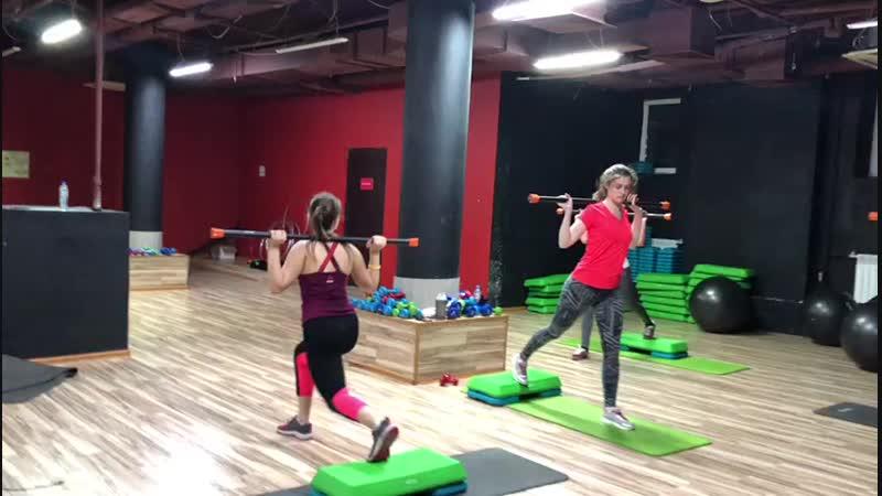 Functional training, Базарова Екатерина