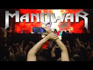 Как я сходил на концерт MANOWAR!