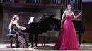 Joaquin Rodrigo, De los alamos vengo, madre. Исп. Т.Барсукова (сопрано), Н.Белькова (фортепиано)