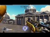 Overwatch New Map Rialto Experiments, Map Mechanics Payload Interactions.overWC