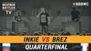 Inkie vs BreZ - Loop Station Quarterfinal - 5th Beatbox Battle World Championship