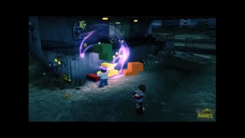 LEGO Harry Potter Years 5-7 (PSOne, commercial)