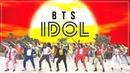 [Girls Ver.] BTS (방탄소년단) - IDOL Ft Nicki Minaj dance cover by RISIN' CREW from France