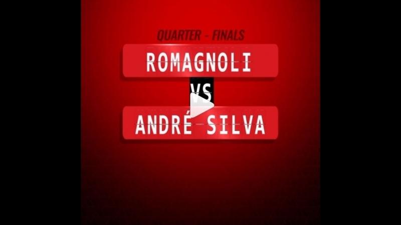 Romagnoli's - André Silva's