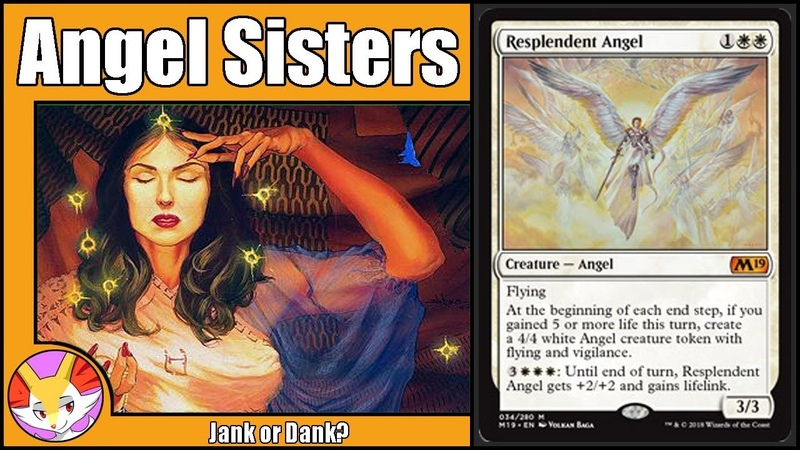 Angel Sisters - (Modern) - Jank or Dank?