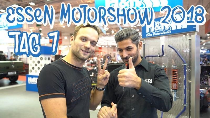 Essen Motorshow 2018 Tag 7   HR   Philipp Kaess  