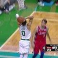 Boston Celtics в Instagram: «The rook to the rack! 💪»