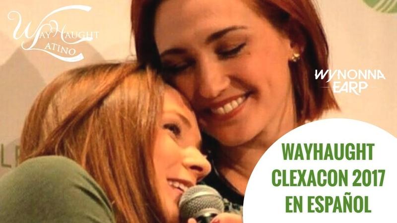 Wayhaught Clexacon 2017 en español