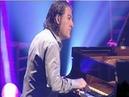 Dorantes al piano Orobroy Flamenco en Canal Sur