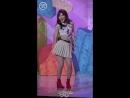 180810 Wendy (Red Velvet) - Power Up Fancam @ Music Core