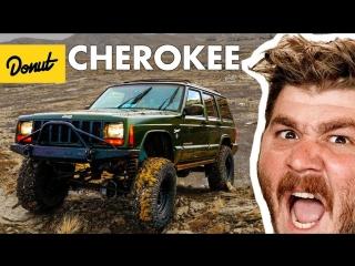 Вьехать в суть: все, что вам нужно знать о jeep cherokee [bmirussian]