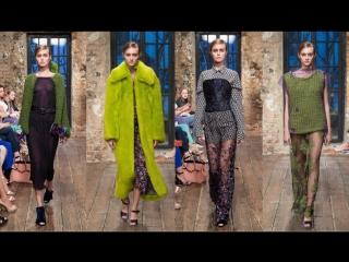 New Model Show ( Спецвыпуск в Москве ) : участие в показе Евгении Крюковой
