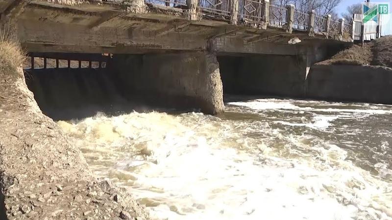 В 2019 году должны начать ремонт плотины возле фабрики Дзержинского