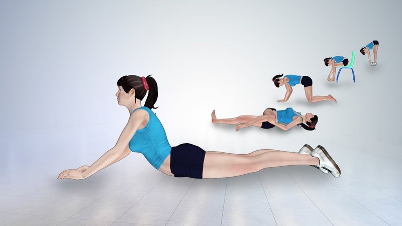 Mckenzie Exercises to Treat Back Pain