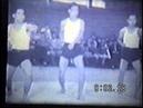 Демонстрация Окинава каратэ в Бразилии 1951 г.