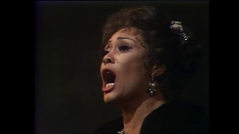 Shirley Verrett:Vissi d'arte, Tosca, Met, 1978, English Subtitles