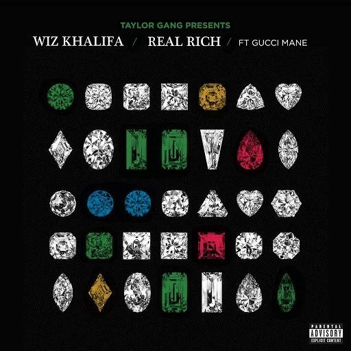 Wiz Khalifa альбом Real Rich (feat. Gucci Mane)