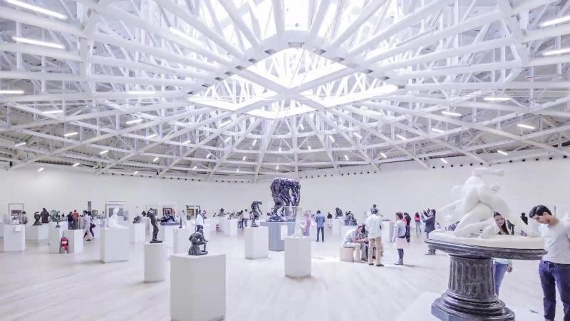 Музей Соумайя (The Museo Soumaya MEXICO CITY)