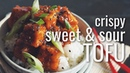 CRISPY SWEET SOUR TOFU | hot for food