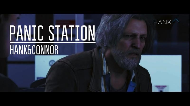 Hank Connor | Panic Station
