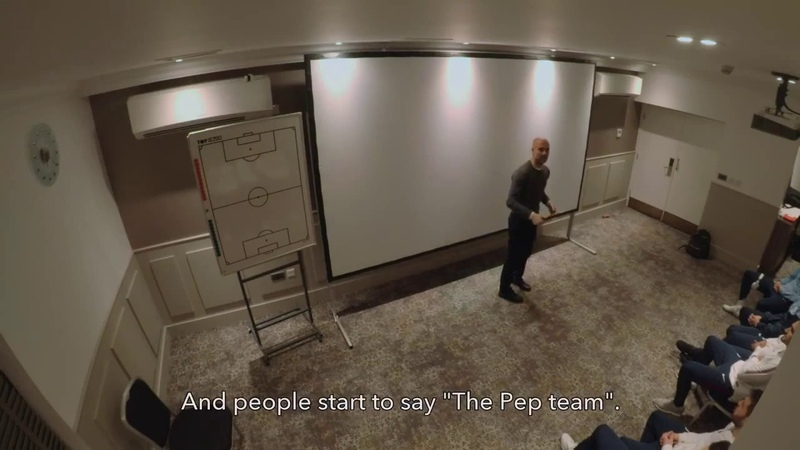 Pep Guardiola I destroyed football like you destroyed the Premier League