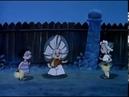 Бантики, платочки, юбочки, носочки...фрагмент из мульта «Незнпйка на Луне»