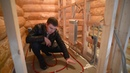 Теплые полы в деревянном рубленном доме Полусухая стяжка преимущества в монтаже теплых полов