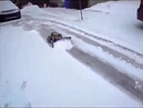 Small Snow-Plough