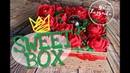 Как сделать «Королевский» 👑 свит бокс с печеньем 🍪 конфетами 🍬 и чаем ☕️. DIY. Sweet box.