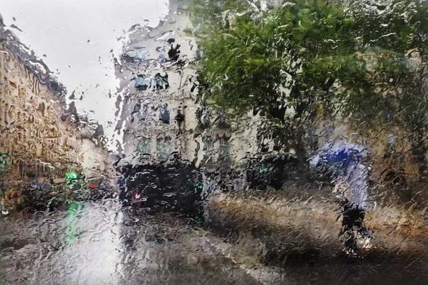 Дождь в фотографиях Вилли Рониса