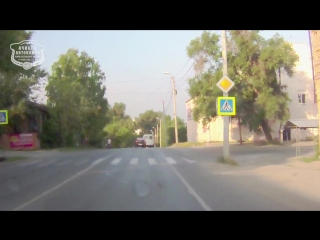 15.07.2018 Ачинск. Пешеход на ул. Ленина.