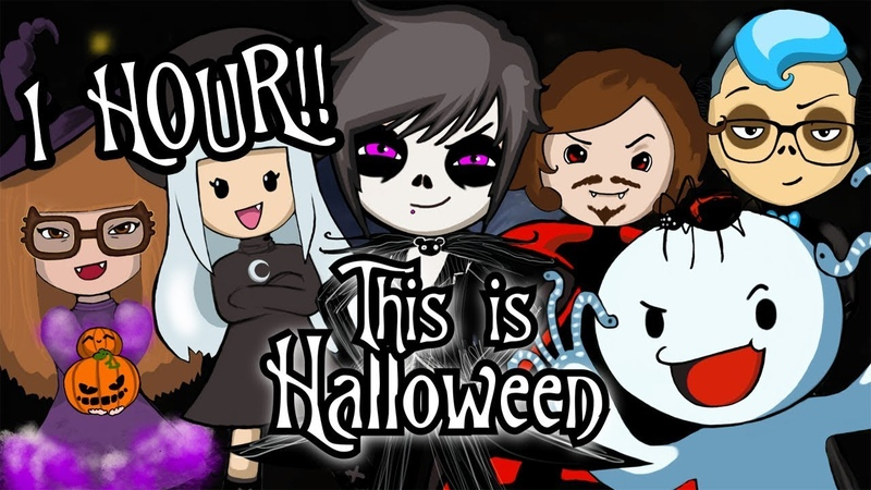 (1 HOUR) THIS IS HALLOWEEN (RemixCover) ft. TheOdd1sOut, OR3O, Day by Dave, CG5, Maya Fennec