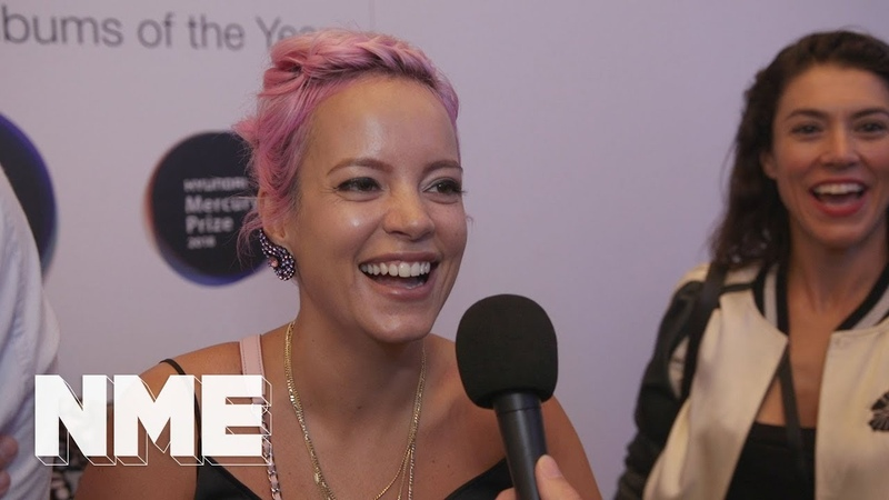 Lily Allen: 'I'd use the Mercury Prize money for post-Brexit Visa applications'