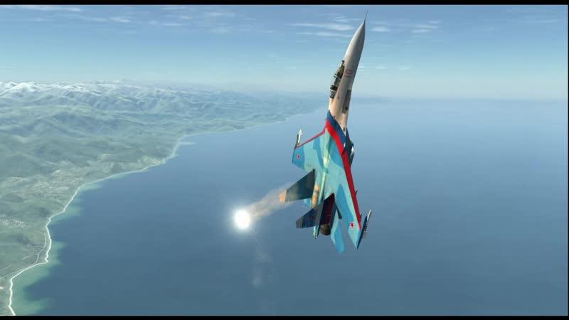 Пилотаж DCS