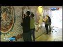 Подземный переход в районе Нижнего парка очистили от граффити