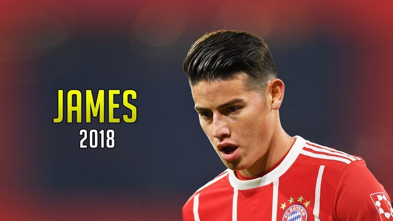 James Rodriguez 2018 ● The Perfect Playmaker