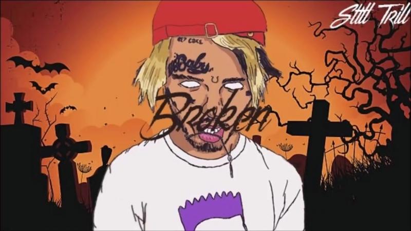 Lil Peep Broken Ft Lil Uzi Vert 2018 Leak mp4