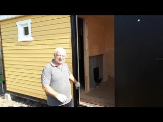 Видео отзыв Заказчикаг.череповец 3 причал.