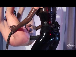 Slave training [femdom, strapon, pegging, compilation, 1080p]