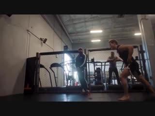 Сэйдж - главный атлет в UFC