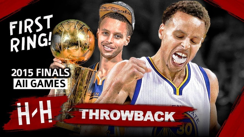 Stephen Curry 1st Championship Full Series Highlights vs Cavaliers 2015 NBA Finals EPIC HD