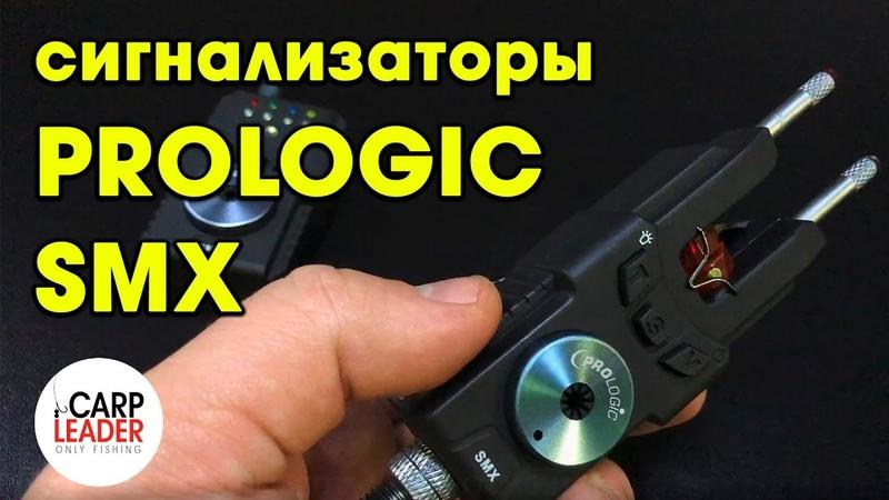 Сигнализаторы поклевки PROLogic SMX обзор КарпЛидер