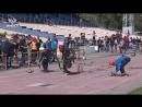 Команда из Макеевки стала победителем соревнований по пожарно спасательному спорту в Енакиево