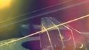 Колебания струны скрипки в супер slow motion