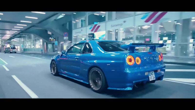 Nissan Skyline GTR R34 Tribute | Tyga - Switch Lanes ft. The Game