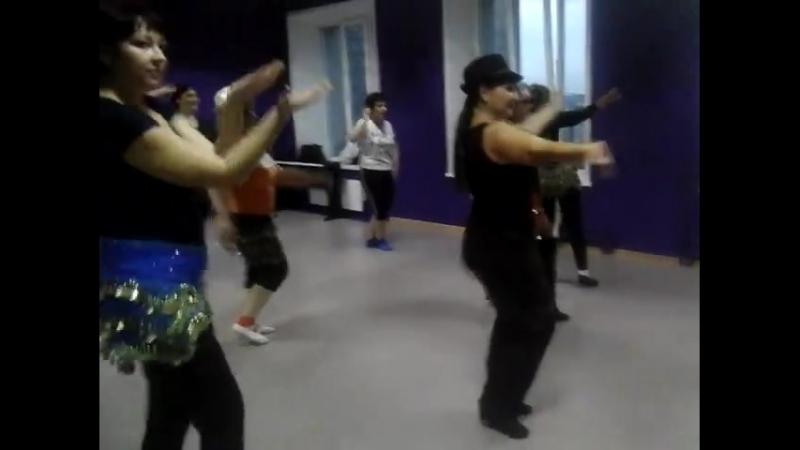 кусочек нового танца восточные танцы взрослые начинающие Школа танцев Сказка